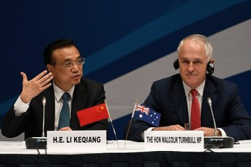 China-Australia Cybersecurity Cooperation