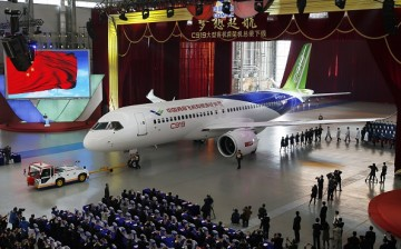 China's C919 Large Commercial Jetliner