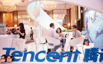 Tencent is poised to outrank Amazon in developing artificial intelligence technology.