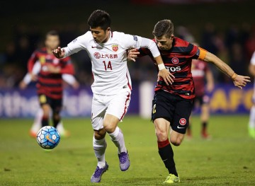 AFC Asian Champions League: Group Stage - Western Sydney v Shanghai SIPG FC