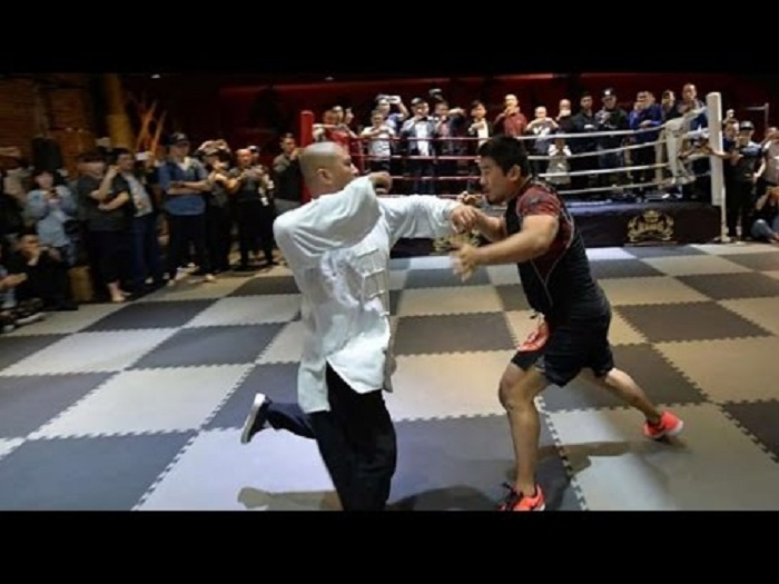 MMA Fighter Xiaodong Xu goes into Hiding after Beating Tai Chi Master Wei Lei in 10 Seconds
