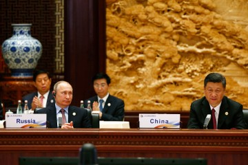 OBOR Summit in Beijing