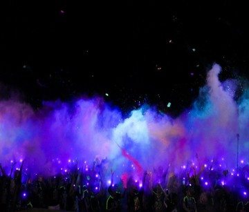 Color Manila is a concept fun-run organizer in the Philippines.