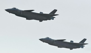 China's J-20 stealth fighter jets have been deployed to combat units.