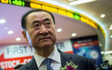 Wang Jianlin has been once again hailed as China's richest man.