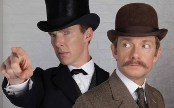 Benedict Cumberbatch plays the title role in