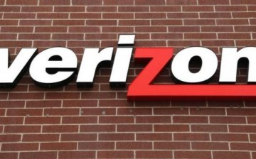 The Verizon logo is shown in the image