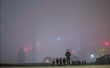 Pollution is the number one environmental problem that China is struggling to contain and reduce.