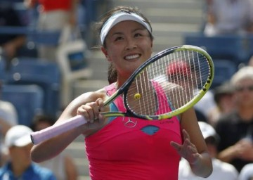Peng Shuai of China.