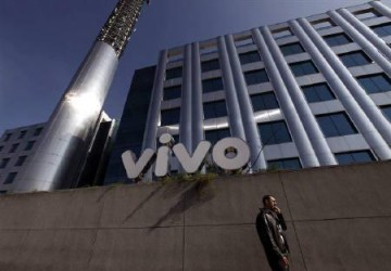 Vivo headquarters in Sao Paulo, Brazil.