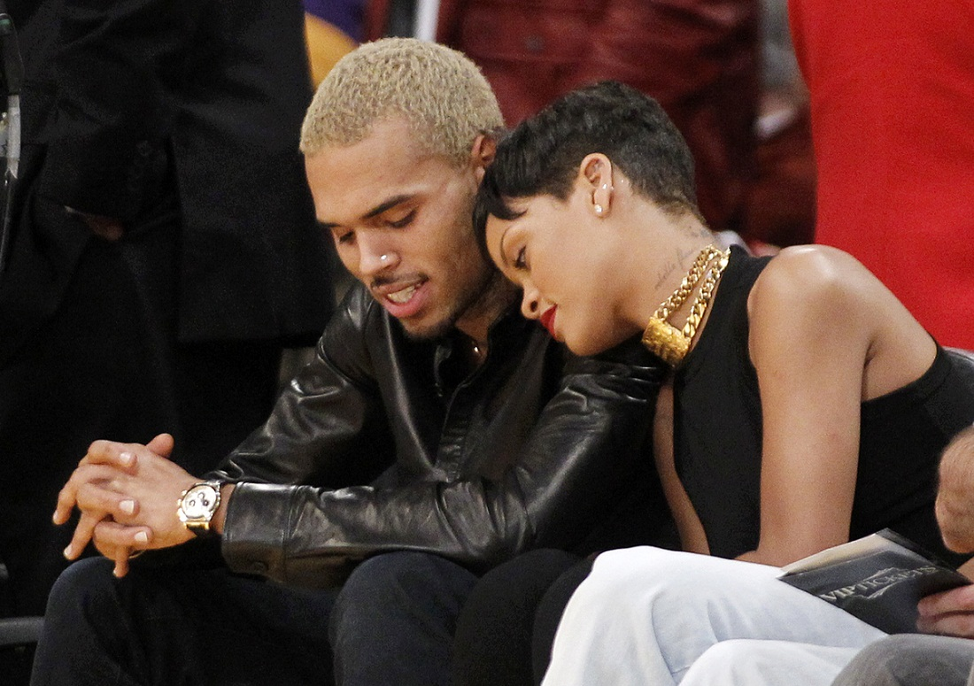 Rihanna Face Beaten by Chris Brown: He Opens up About Pictures of rhianna beat up by chris brown