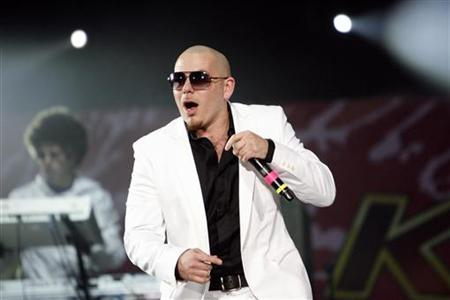 Us rapper pitbull returns for second china tour entertai voltagebd Image collections