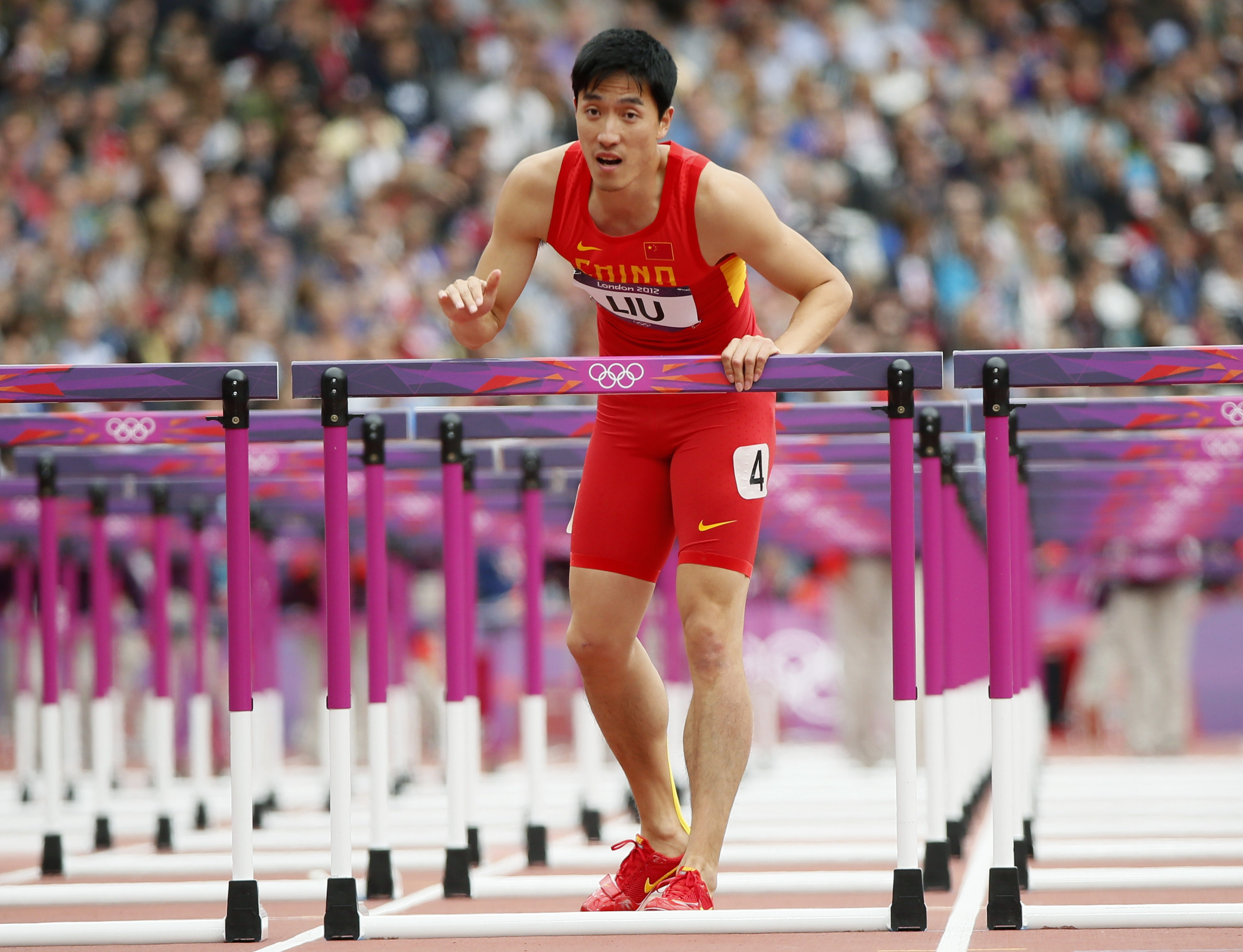 China S Olympic Gold Medalist Liu Xiang To Announce Ret