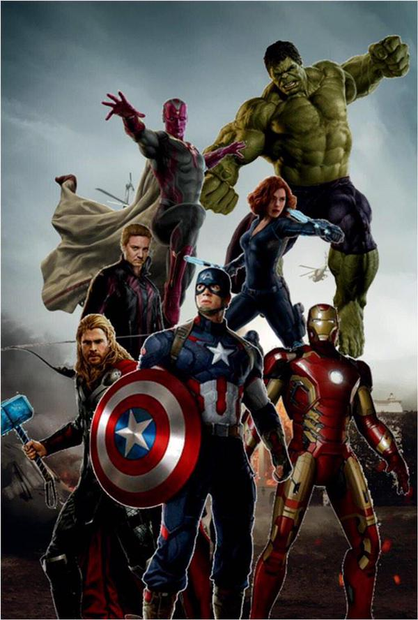 'Avengers: Age of Ultron' To Earn $200M+ On May 1? 'Ca
