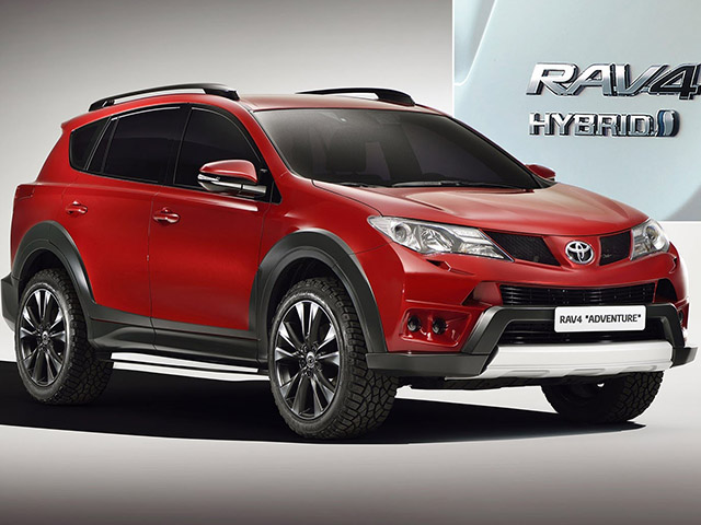 toyota rav4 2016 edition and hybrid variants unveiled bette. Black Bedroom Furniture Sets. Home Design Ideas
