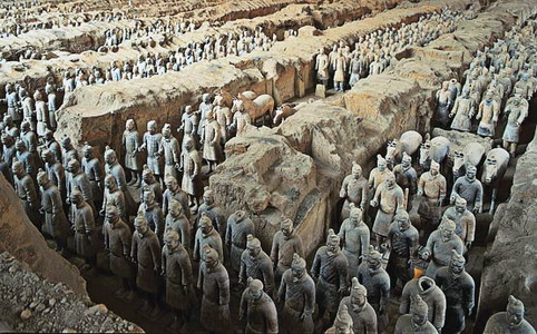 Image result for terra cotta army