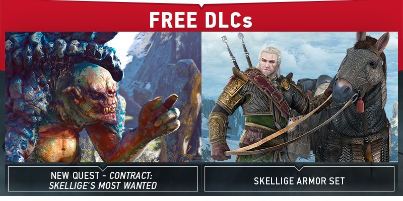The Witcher 3: Wild Hunt' DLC For This Week – New Arm