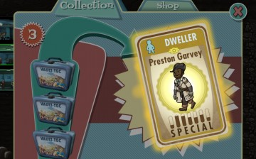 Fallout Shelter is a free-to-play mobile simulation video game developed by Bethesda Game Studios, with assistance by Behaviour Interactive, and published by Bethesda Softworks.