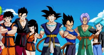 'Dragon Ball Z' Fusion With Marvel/DC: Batman, Wolverine, Spiderman Appear In Piccolo, Goku Costumes from DBZ