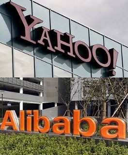 Yahoo warns investors on July 17 that its planned spin-off of shares in Alibaba Group Holding Ltd. may not be exempted from taxes.
