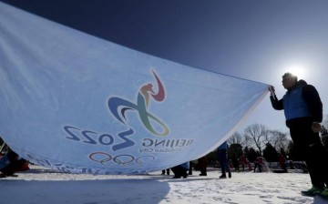Beijing's officials are looking forward to the hosting of the 2022 Winter Olympics.
