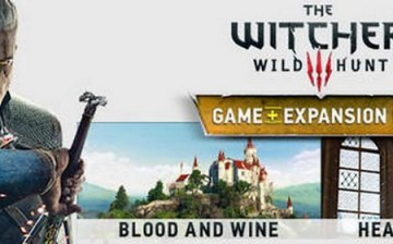 The Witcher 3: Wild Hunt Expansion