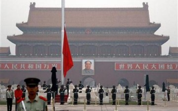 China is at the height of preparing for the upcoming V-Day military parade on Sept. 3.