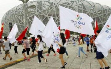 The International Olympic Committee has chosen Beijing over Almaty to host the 2022 Winter Olympics.