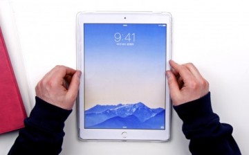 that iPad Air 3 release date will happen in October, a month after Apple announced the iPad Pro.