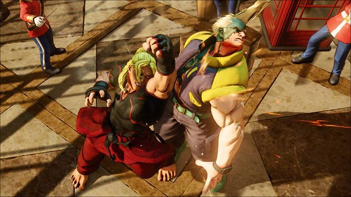 Street Fighter 5' Update: Patch 1 02 details for