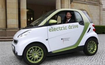 Electric vehicles are a nascent sector in China, sparking interest from various Chinese firms.