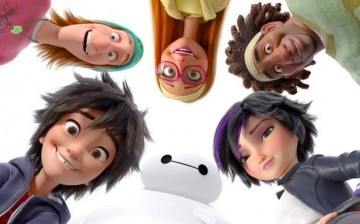 Hiro, along with Baymax and his tech-saavy friends, are the Big Hero 6.