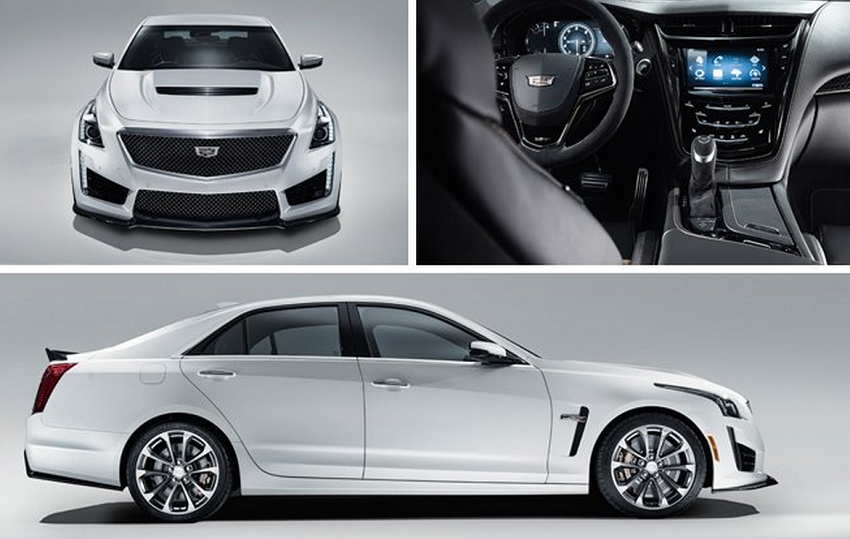 2016 cadillac cts v sedan most powerful vehicle in cadillac. Black Bedroom Furniture Sets. Home Design Ideas