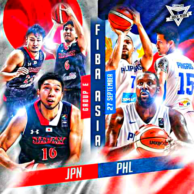 FIBA Asia Semi-final 2015: Philippines vs. Japan, China vs.