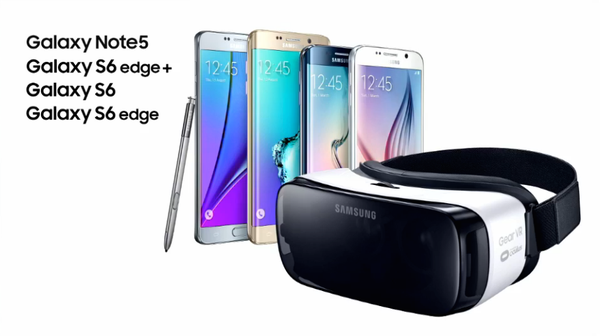 Samsung Introduces $99 Oculus VR Headset, Coming This November