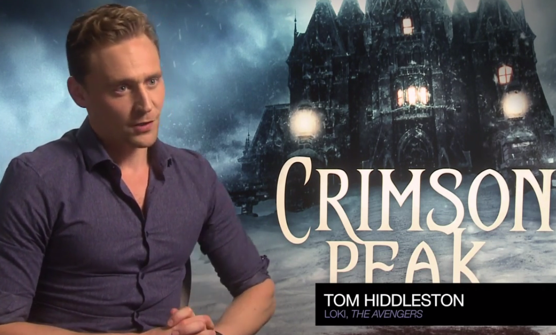 WATCH: Tom Hiddleston Uncovers Why Loki Was Cut Off in '