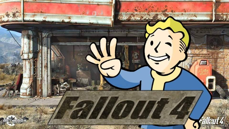 'Fallout 4' PC Release Update: PC Requirements Rev
