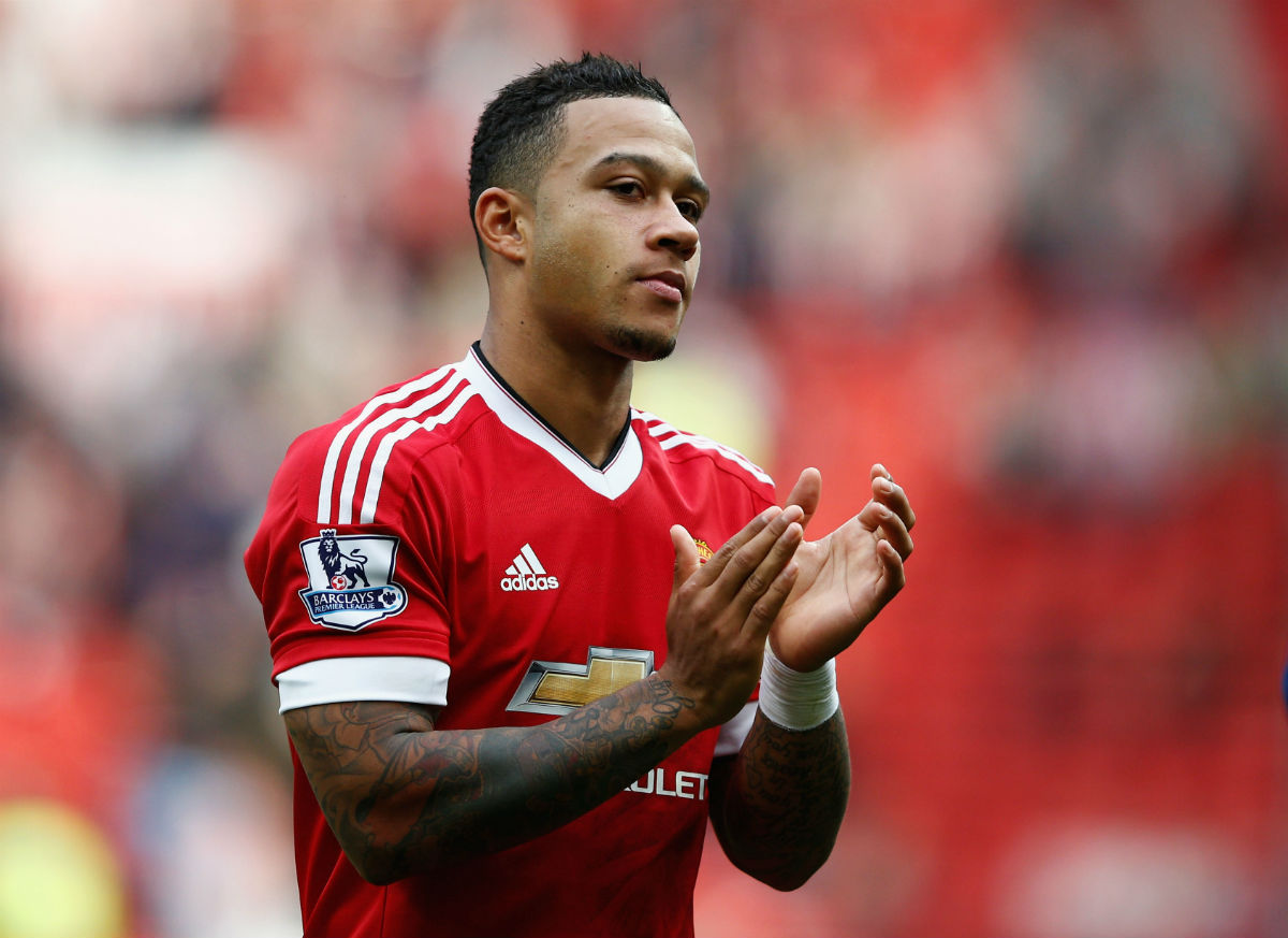 Football News Memphis Depay Could Follow Fates ngel Di