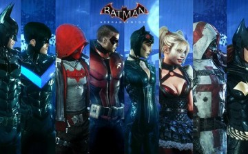 Batman: Arkham Knight is a action-adventure video game developed by Rocksteady Studios and published by Warner Bros. Interactive Entertainment.