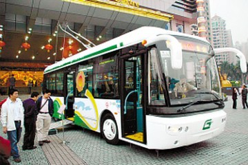 The Guangzhou government has commissioned BYD and Guangzhou Automobile Group to produce 400 electric buses this year.