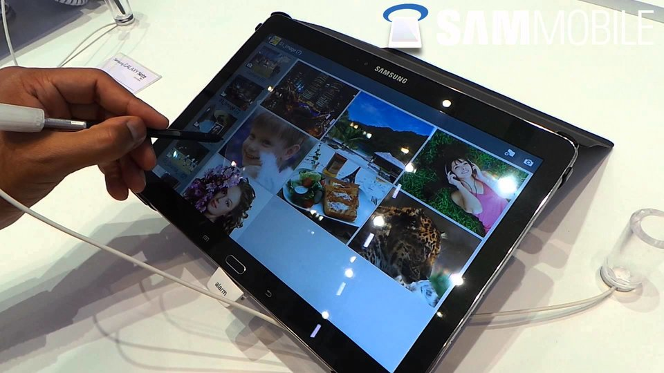 Android 5 1 1  Update Arrives for Samsung Galaxy Note 10 1 2