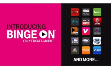 T-Mobile Bince On