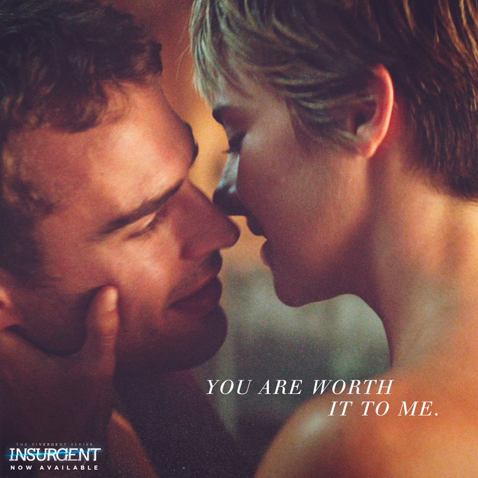 the relationship between tris and four in divergent