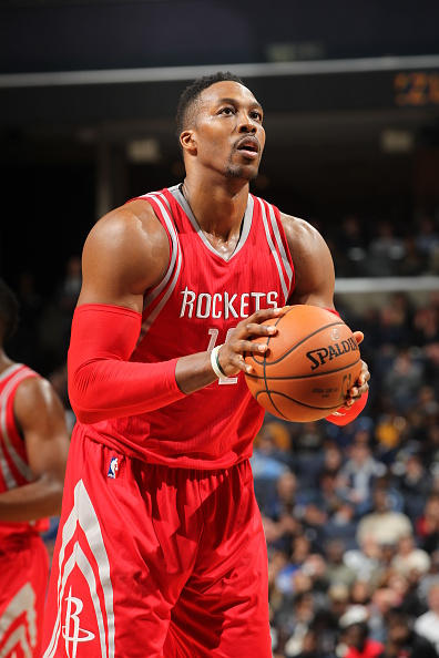 Lakers trade options for howard