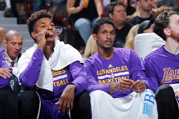 NBA Trade Rumors: Lakers Trade Ryan Kelly, Nick Young, And L