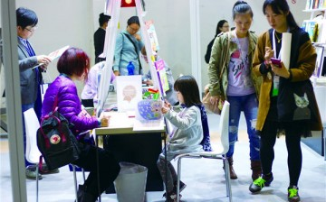 The third China Shanghai Children's Book Fair, which was held last November at the Expo Exhibition Center, surprised its organizers with a huge crowd and vendor turnout.