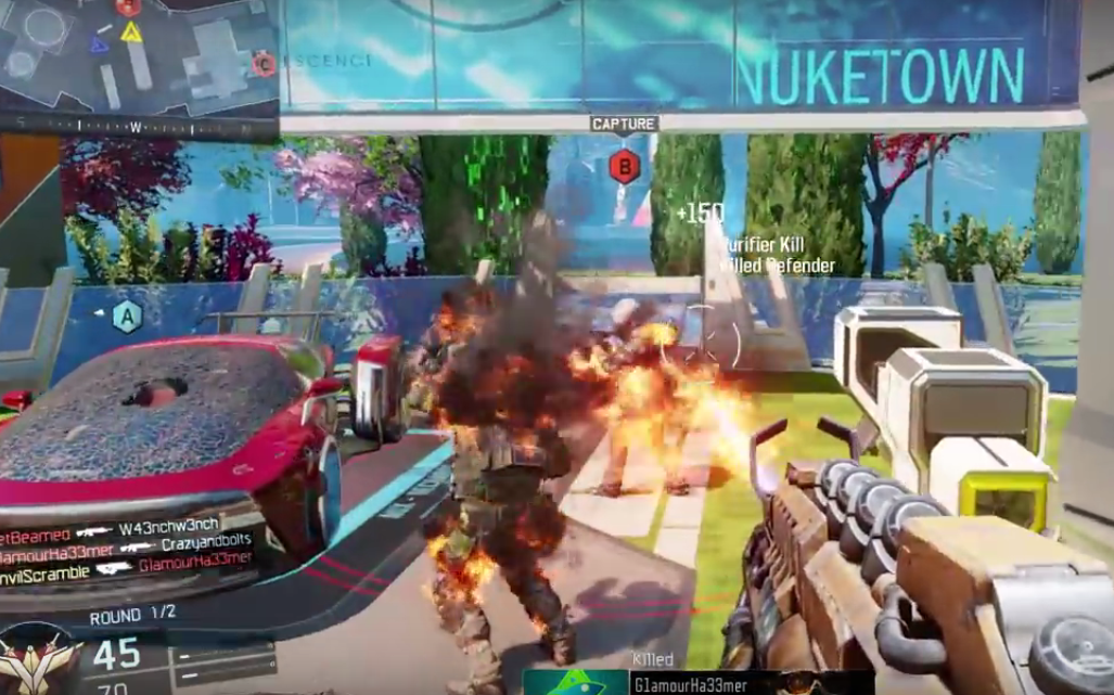 Call of Duty: Black Ops 3' Nuk3town Map Spotted In Play Call Of Duty Black Ops Maps on