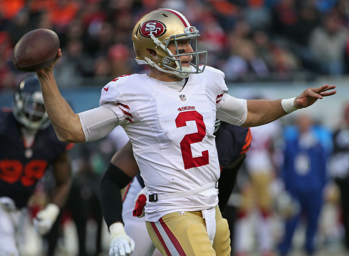 NFL 2015 Season: San Francisco 49ers Vs Cleveland Browns, Pr