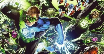 """DC's """"Green Lantern Corps"""" hits theaters on June 19, 2020."""