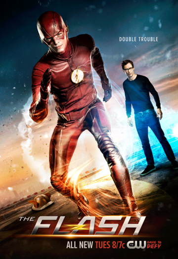 The Flash is a CW Network series developed by writer/producers Greg Berlanti, Andrew Kreisberg and Geoff Johns.